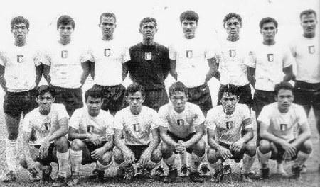 ประวัติศาสตร์ฟุตบอลไทย ไปโอลิมปิกมาแล้ว 2 ครั้ง