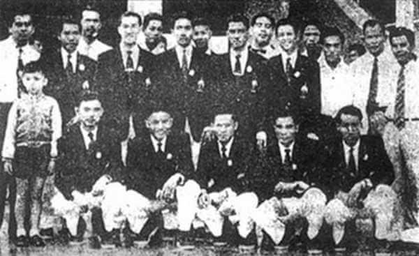 ทีมชาติไทย ฟุตบอลโอลิมปิก 1968 ประเทศเม็กซิโก