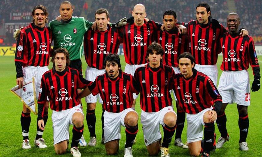 ทีมมิลาน (1988-1994)