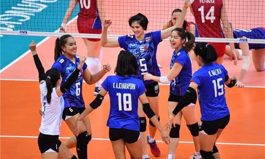 ข่าวนักวอลเลย์บอลหญิงทีมชาติไทยล่าสุด
