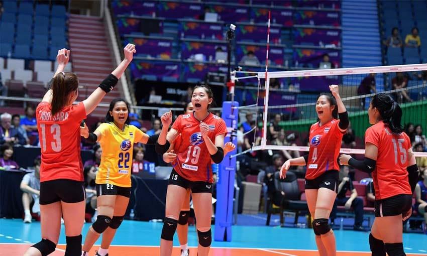 วอลเลย์บอลหญิงทีมชาติไทย นักวอลเลย์บอลหญิงไทย ที่สวยที่สุด