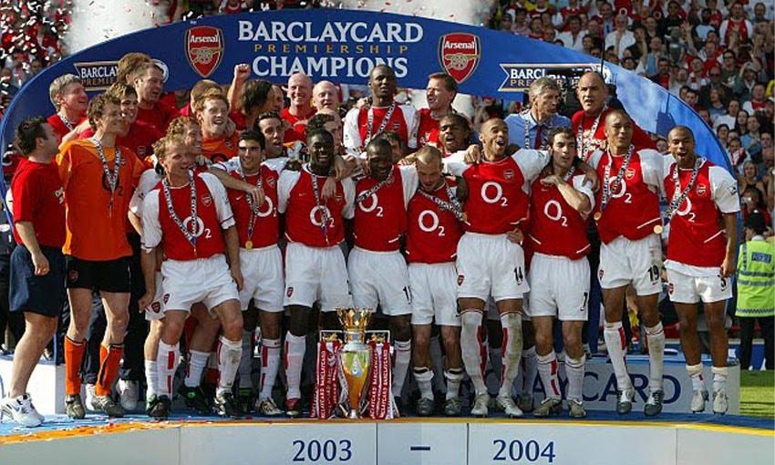 ทีมอาร์เซนอล (2004)